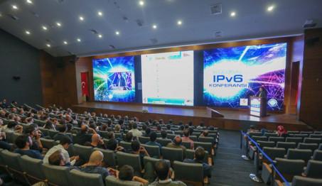 3. Ulusal IPv6 Konferansına katılım sağladık.