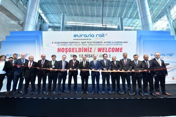 Eurasia Rail 2019 Fuarına Katılım